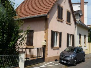 Immostrasbourg immobilier strasbourg maison en vente strasbourg neudorf r ference 1608 - Garage strasbourg neudorf ...